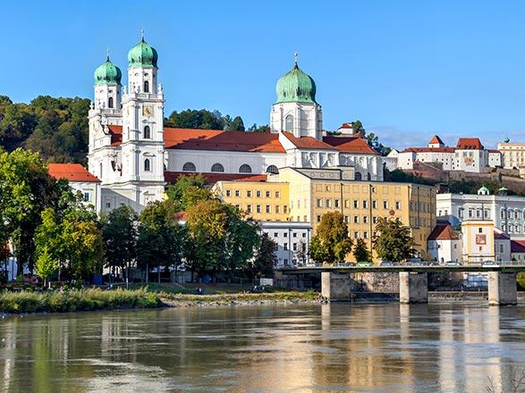 Croisière Prague et le beau Danube bleu (PGA)