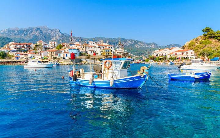 Croisière Patmos