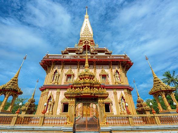 Croisière Thaïlande et Malaisie de Phuket à Singapour