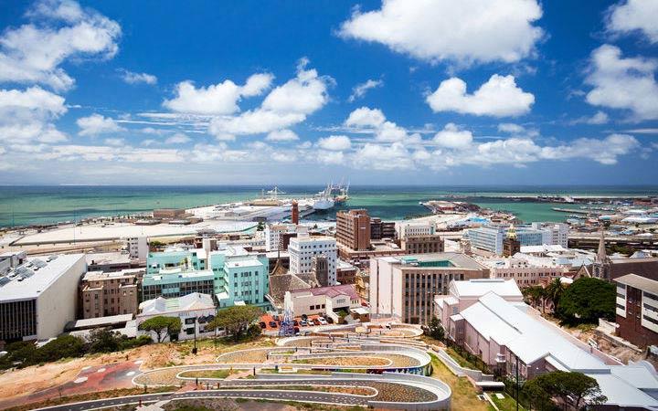Croisière Port Elizabeth