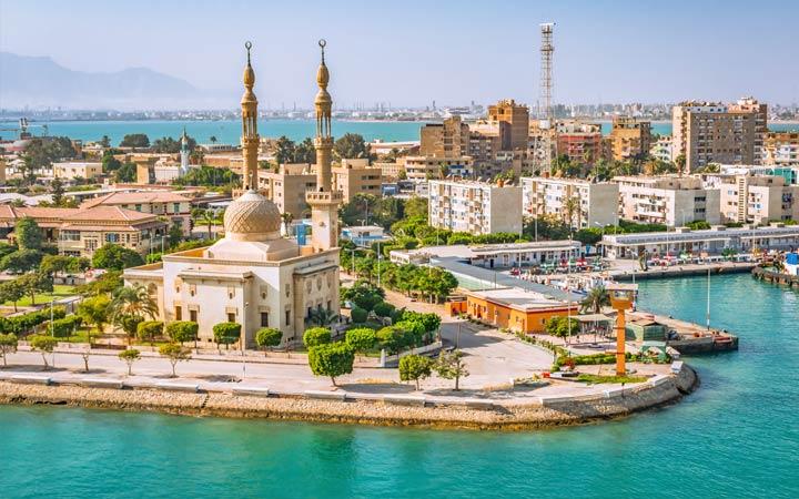 Croisière Port Said