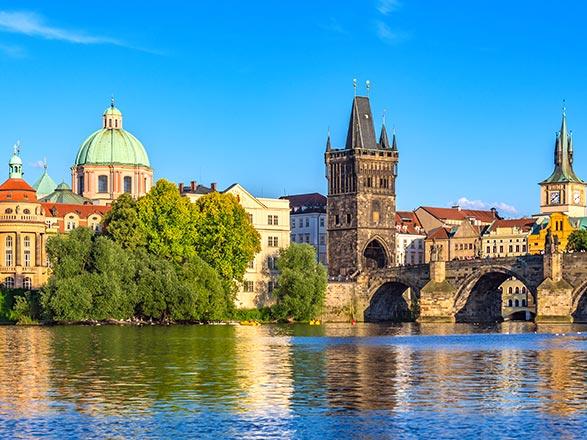 Croisière Prague et la Bohême au fil de l'eau