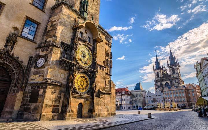 Croisière Prague