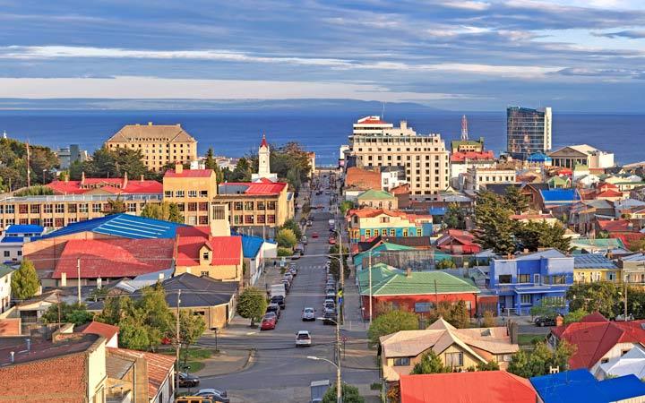 Croisière Punta Arenas