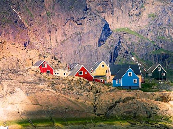 Groenland (Qaqortoq)