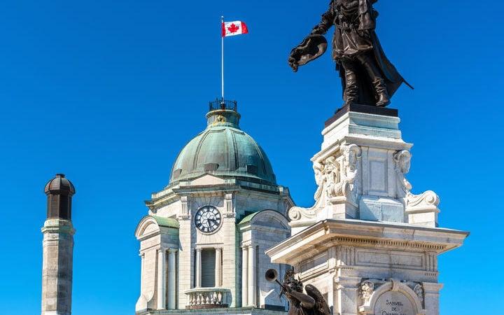 Croisière Québec
