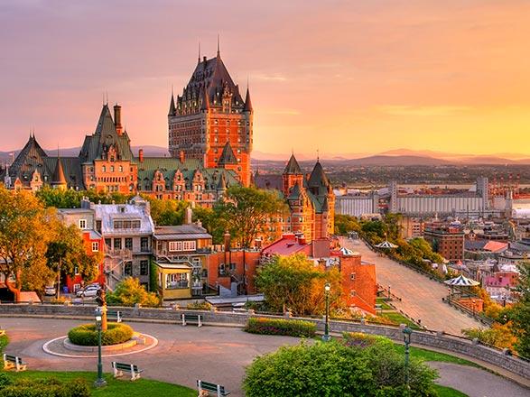 Croisière Les couleurs de Canada & Nouvelle-Angleterre : de Québec à New York