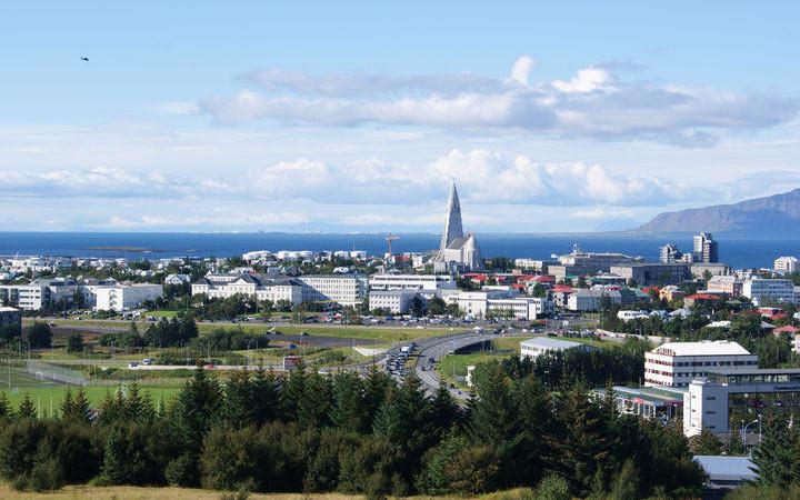 Croisière Reykjavík