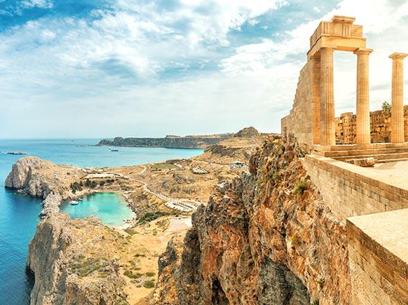 Rhodes (Ile grecque)