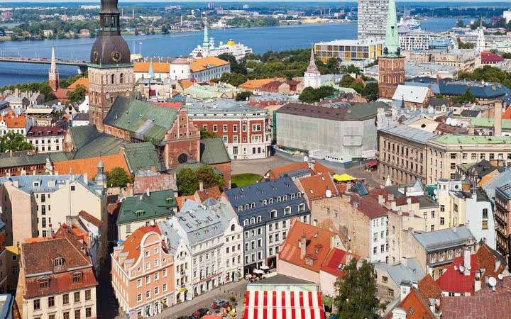 Croisière Riga