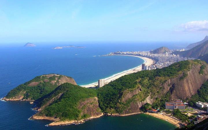Croisière Rio de Janeiro