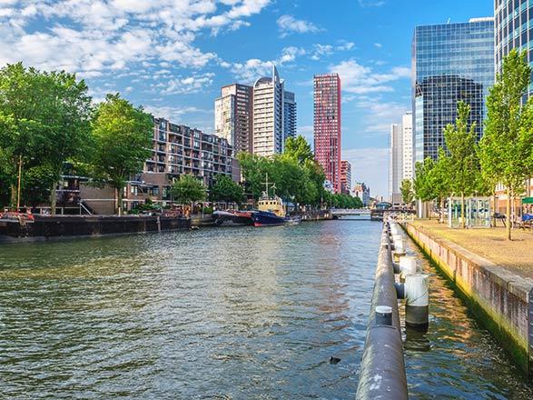 Croisière escale à Rotterdam (Pays-bas)