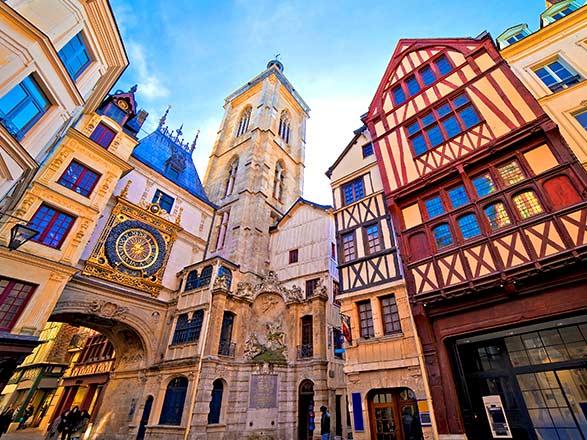 Croisière Rouen(France)