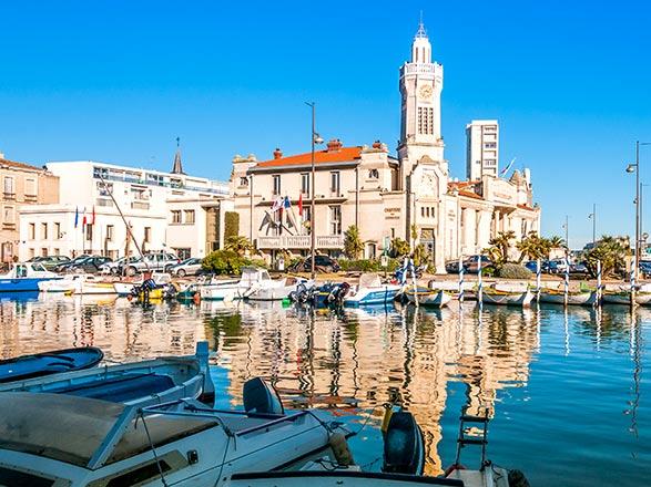 croisière Rhône Saône - Rhône Saône : De Sète à Arles (SVA)