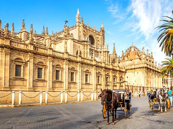 croisière Guadalquivir (Espagne) - Guadalquivir (Espagne) : Paysages enchanteurs et villes culturelles de l'Espagne et du Portugal (SXS_PP)