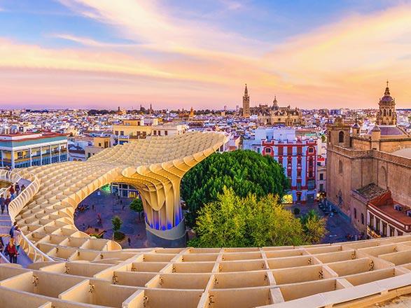 Croisière L'Andalousie : traditions, gastronomie et flamenco (SHF)