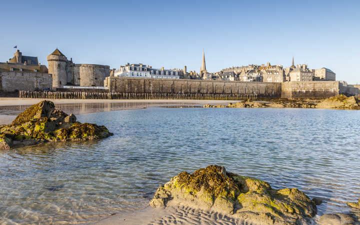 Croisière Saint Malo
