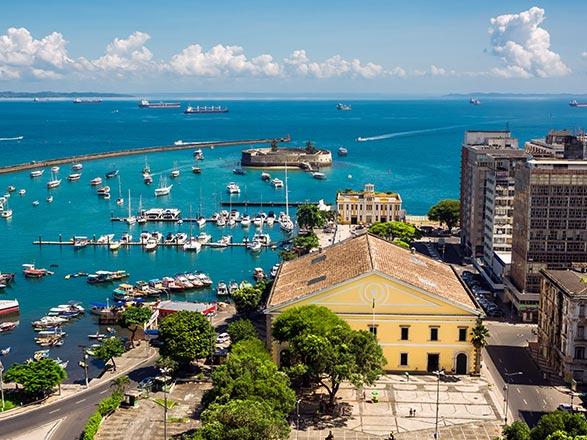 croisière Transatlantique : Transatlantique retour: du Brésil à l'Espagne