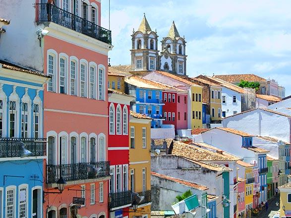 Croisière Découverte du Brésil : Ilha Grande, Santos, Buzios...