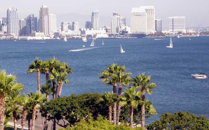 Croisière San Diego