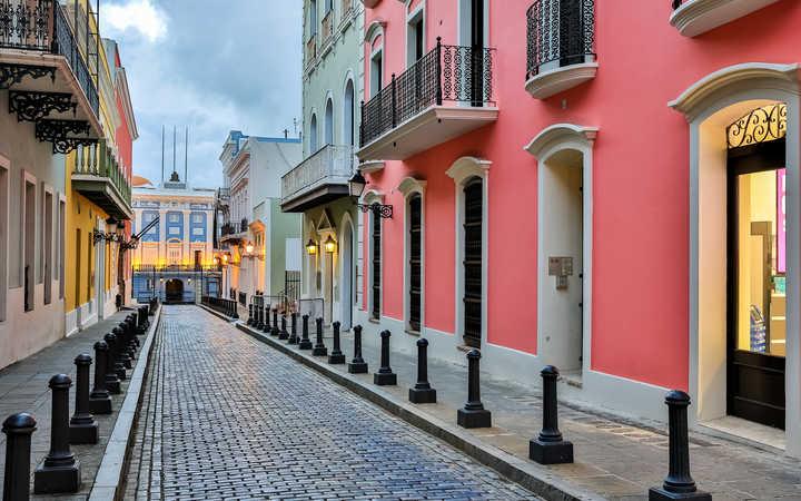 Croisière San Juan (Porto Rico)