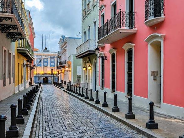 Etats-Unis, Porto Rico, Iles Vierges, Bahamas