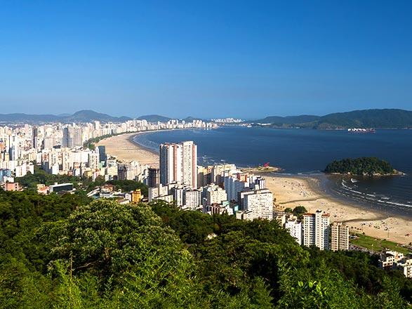 Croisière Brésil