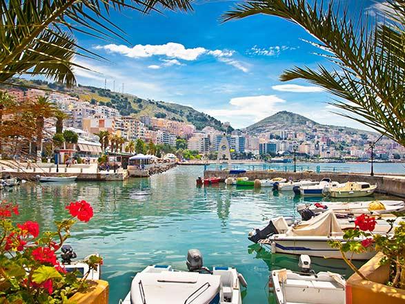 Grèce, Albanie, Croatie Forfait 🍸 offert - Vacances d'été