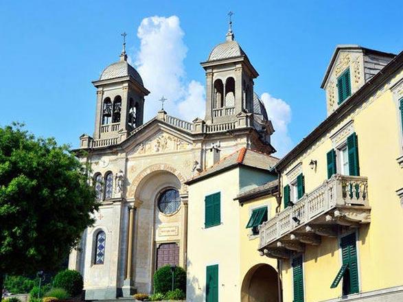Croisière escale à Savone (Italie)