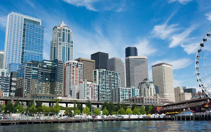 Croisière Seattle