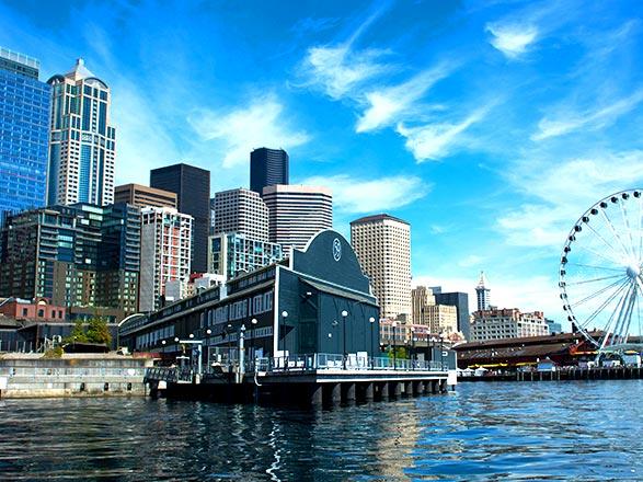 Croisière Seattle/Seattle : Découverte Alaska