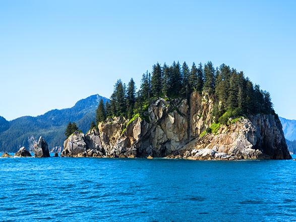 Croisière Alaska du Nord au Sud