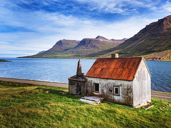 Islande (Seydisfjordur)
