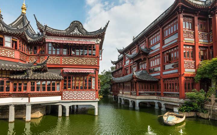 Croisière Shanghai