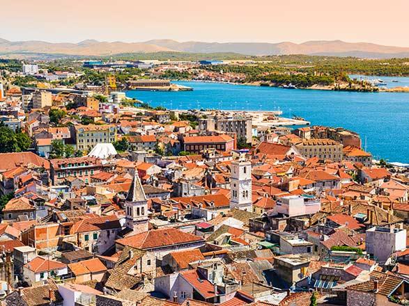 Croatie (Ile de Korcula)