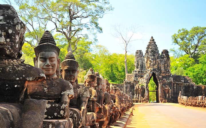 Croisière Siem Reap