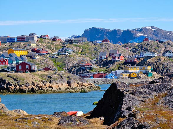 Maniitsoq - La Venise du Groenland