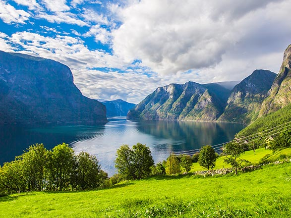 Norvège (Skjolden)
