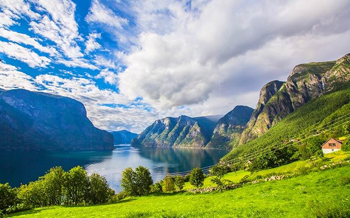 Croisière Sognefjord