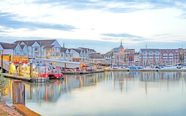 Croisière Southampton