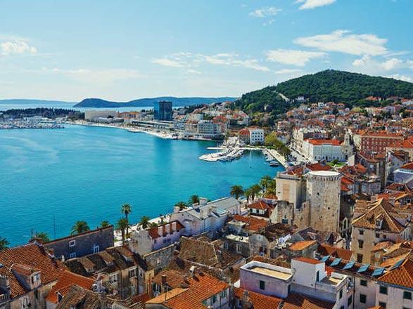 Croisière Toutes les nuances de bleu : Croatie, Iles grecques, Italie