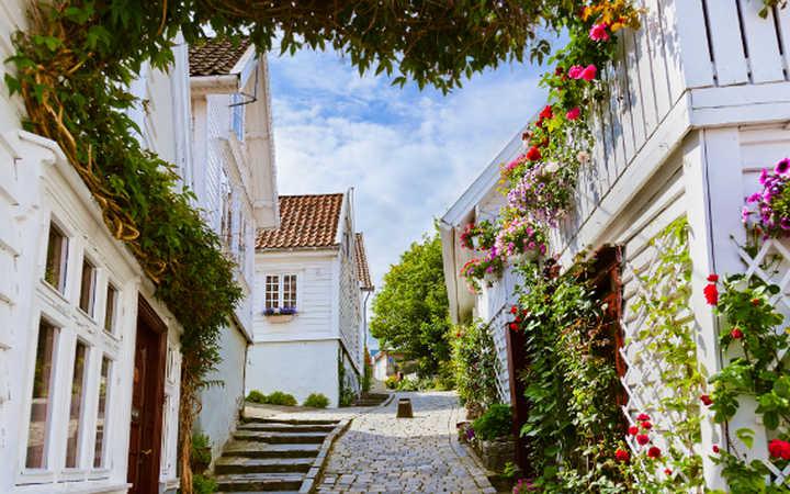 Croisière Stavanger