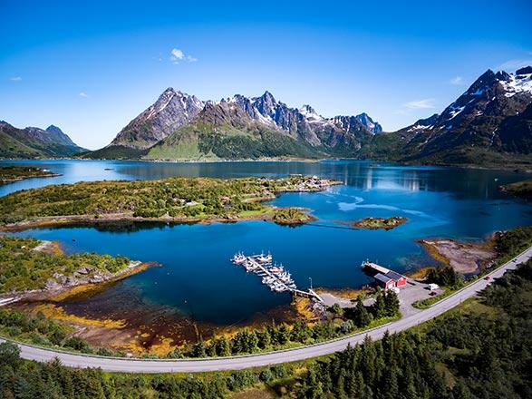 Norvège (Flaam)