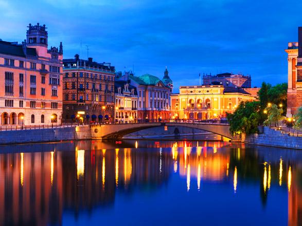 Croisière Stockholm, St Pétersbourg, Tallinn, Copenhague, Amsterdam, Bruges