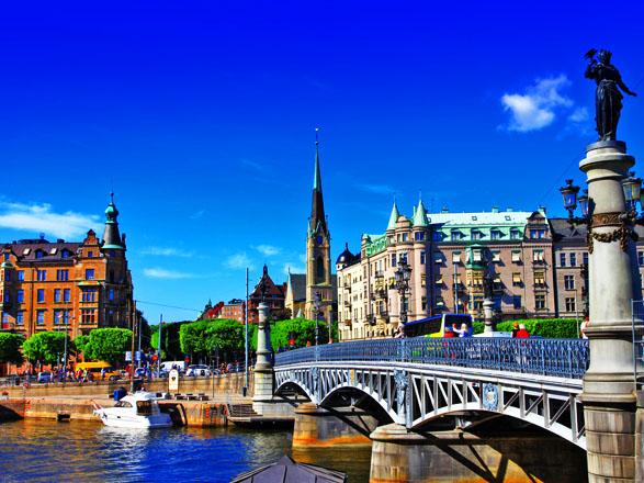 Croisière Suède, Danemark, Pays-Bas, Grande-Bretagne, France, Espagne, Portugal