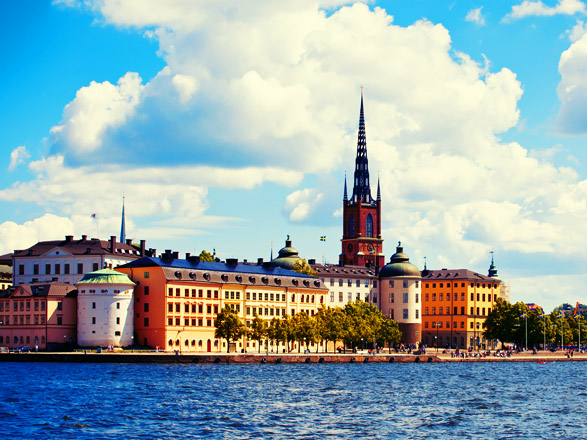 Croisière Stockholm