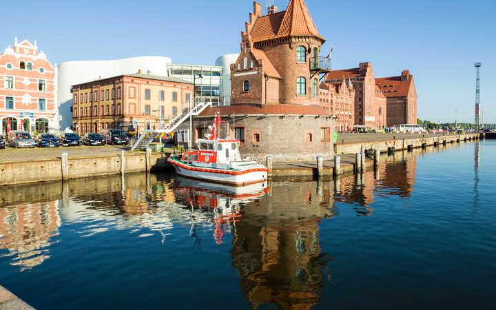Croisière Stralsund