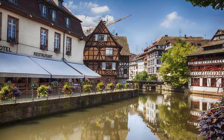 Croisière Strasbourg