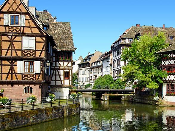 Croisière 2 fleuves, la magie de la Moselle et la vallée du Rhin romantique (NAT)