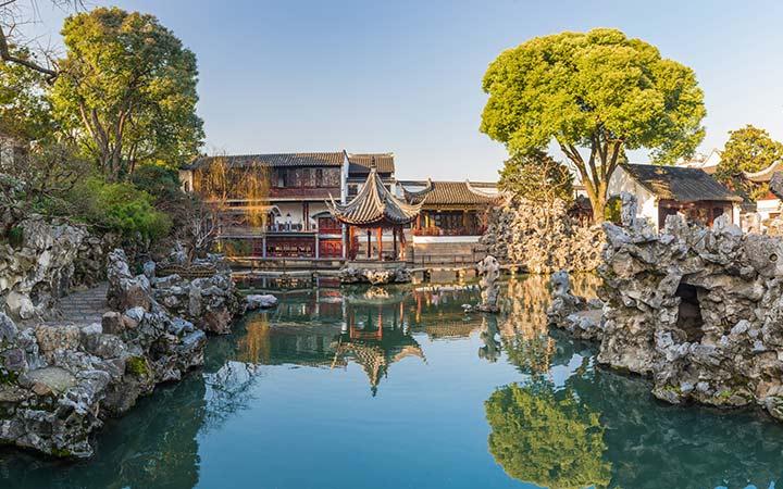 Croisière Suzhou